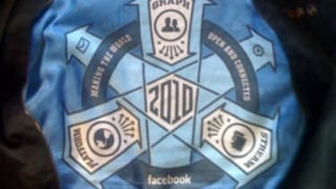 This Facebook company hoodie will sell on eBay for over $4000.