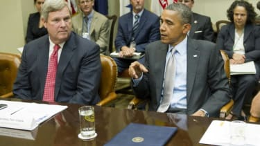 Only 2 of 15 original cabinet secretaries of the Obama administration remain