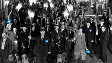 A mob.