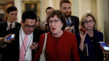 Sen. Susan Collins has a compromise