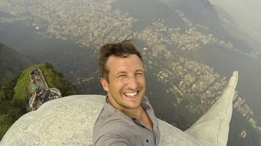 This video from the top of Rio's Christ the Redeemer just might give you vertigo