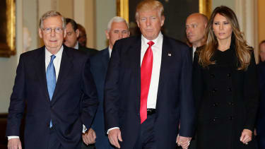 Diplomats are being warned to stay away from Donald Trump and his transition team.