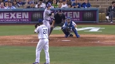 This single infuriating error cost Clayton Kershaw a perfect game