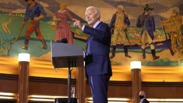 Joe Biden in Ohio.