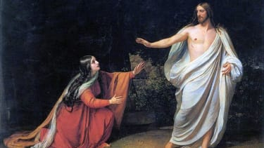 Jesus was married to Mary Magdalene and had two kids, new book claims