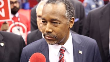"""Ben Carson admits his """"path to success"""" is not all too clear."""