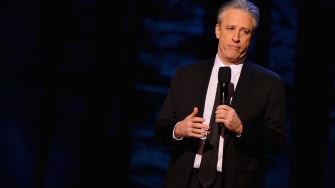 Jon Stewart has quietly been trying to help vets get into the TV biz