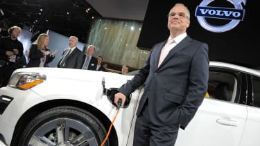 Volvo is about to become the first major automaker to phase out gas engines entirely