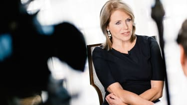 Katie Couric admitted her wrongdoing and the media accepted.
