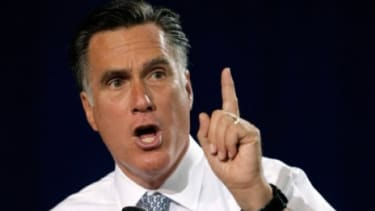 Mitt Romney's plan will hit the pocketbooks of middle- and low-income families, according to the Tax Policy Center.