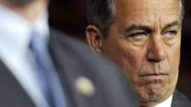 House Speaker John Boehner (R-Ohio) is losing the support of conservative congressmen in his budget battle, forcing him to choose between a compromise with Democrats and a government shutdown