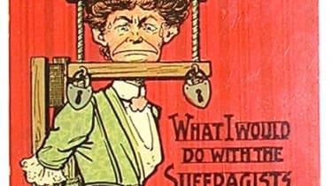 anti-suffragette