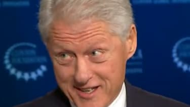 Bill Clinton: 'There's a lot of evidence' for legal medical marijuana