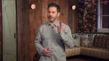 Jimmy Kimmel slams mask skeptics