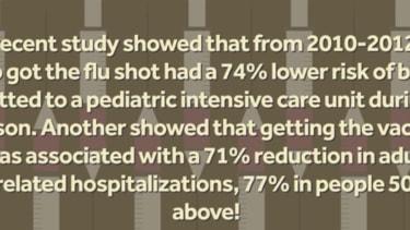 Why you should get a flu shot