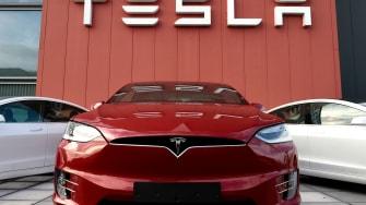 A Tesla.