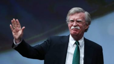 John Bolton, former U.S. ambassador to the United Nations and reported Groundswell member.