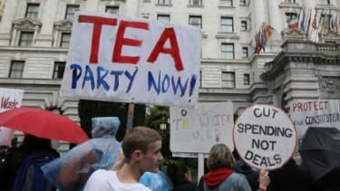 Could the Tea Party be America's third political party?