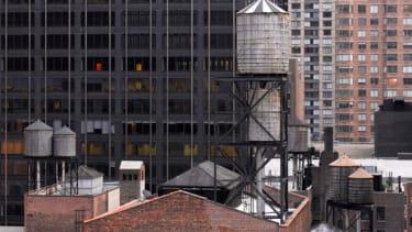 New York water tower