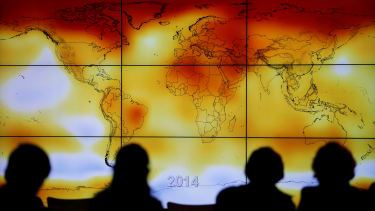 The World Climate Change Conference in 2015.