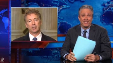 Jon Stewart revisits the Eric Garner case, clinically rebuts GOP cop apologists