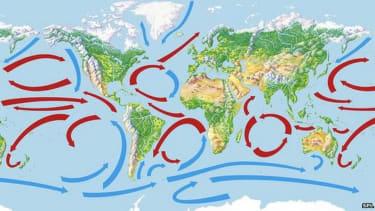 Atlantic Ocean currents could be behind global warming 'slowdown'