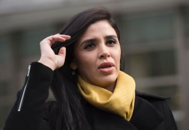 Emma Coronel Aispuro.