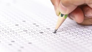 Recent test scores report girls scoring better than boys.