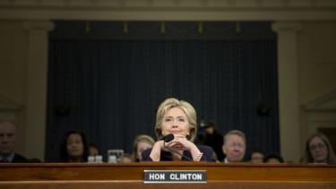 The Benghazi hearing.
