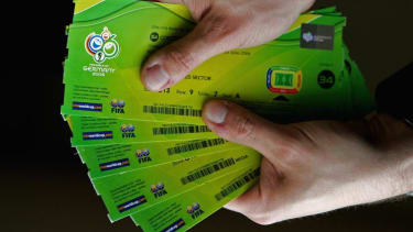 FIFA warns World Cup fans of 'almost perfect' forged tickets