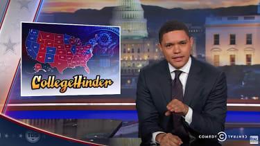 Trevor Noah counts the ways the Electoral College is undemocratic