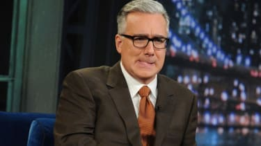 Controversy has always been a part of Keith Olbermann's public persona.