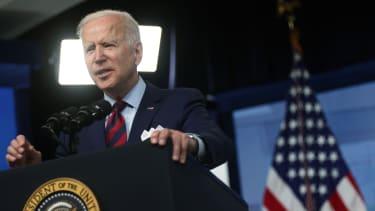 Joe Biden speaks about jobs
