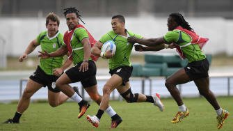 After a decades long break from the Olympics, rugby sevens is back.