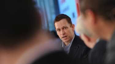 Peter Thiel is more than a just a Trump supporter.