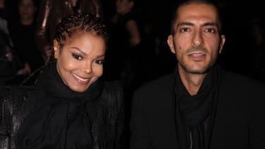 Janet Jackson and husband Wissam Al Mana.