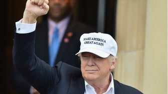 Donald Trump referred to the concept of 'German pride' while applauding the anti-immigrant Brexit.
