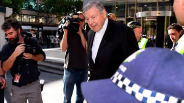Cardinal George Pell convicted of sexual assault