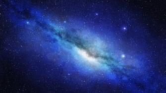 A galaxy.