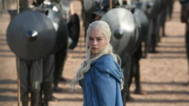 George R.R. Martin says a Game of Thrones movie is being 'actively discussed'