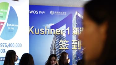 A Kushner investment event in China