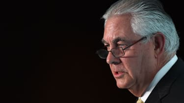 Rex Tillerson, Donald Trump's pick for secretary of state
