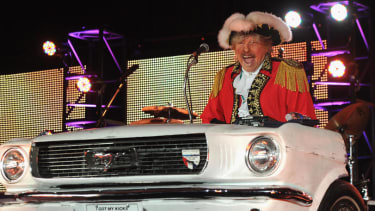 Paul Revere, of rock's Paul Revere and the Raiders, is dead at 76