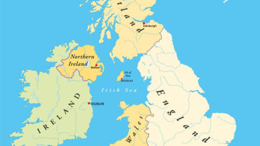 Poll: Americans in the South think Scotland should secede from Great Britain