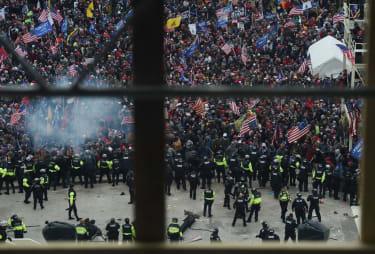Capitol riot.