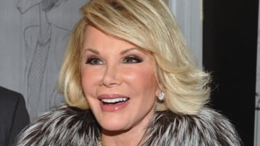 Joan Rivers rushed to hospital in critical condition