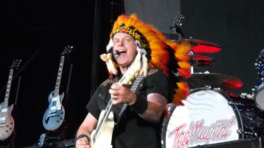 Native American casino cancels Ted Nugent concert, citing his 'racist' views