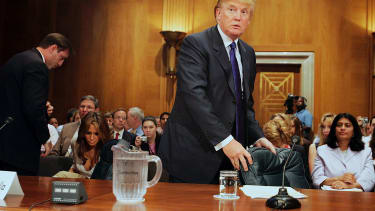 Donald Trump is involved in 75 lawsuits