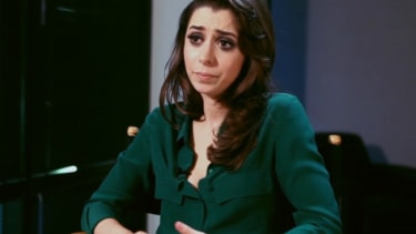 How I Met Your Mother's Cristin Milioti thinks your conspiracy theories are 'insane'