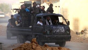 Free Syrian rebels